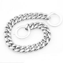 Chaîne en gros de chaîne en or collier de chien Choke Choke Snake Chain