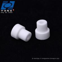 Perle ronde en céramique d'alumine