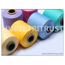 100% gesponnenes Polyester-Nähgarn (20s-60s)