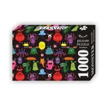 GIBBON Puzzle Puzzles Cat Nap 1000pc Puzzle Halloween
