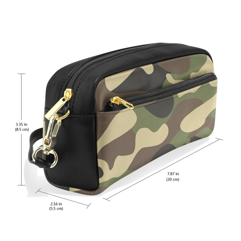 Camouflage Pencil Case