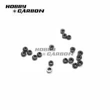 M4 Aluminum Self-Lock Nut With Flange And Bolt