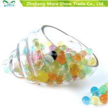 Pistolas de bala de água Multicolor arma pistola brinquedos cristal Soil Beads