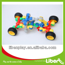 Kids Toy Car of Plastic Block Toy Series LE.PD.008