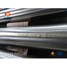 ASTM B163 ASTM B515 Incoloy Pipe Alloy 825
