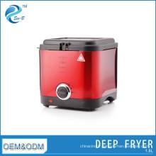 Friteuse automatique détachable pour appareil ménager de 1,5 L