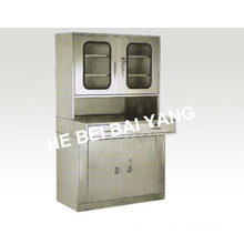 (C-15) Stainless Steel I Type Medicament Cabinet
