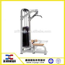 equipamento de exercício de ginásio indoor lat pulldown