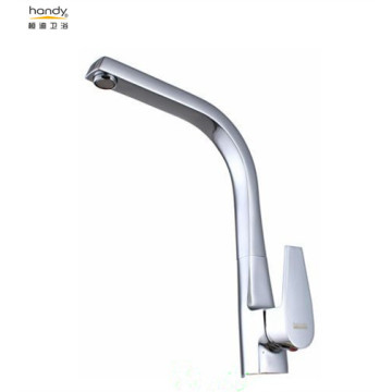 Faucet Mixer Rotatable Kitchen Basin Square