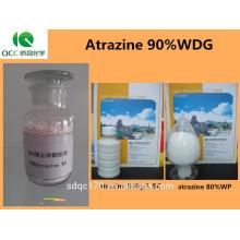Увеличить изображение Широко используется Гербицид атразин 80% WP 50% SC 90% WDG 97% TC CAS No. 1912-24-9 Широко используемый гербицид Atra