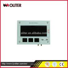 Termómetro indicador de temperatura digital wk-200a con el tipo de termopar