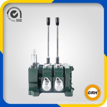 Válvula de controle seccional 80L / Min hidráulica de alta qualidade OEM da China