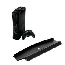 Vertical Stand Base Holder for PlayStation PS3 Slim 3000 Game Console