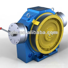 High Power Gearless Traction Machine
