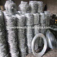 export Corea galvanized barbed wire hot dip galvanized barbed wire