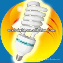energiesparende Lampe Halbspirale Großmacht 17mm 8000H CE Qualität