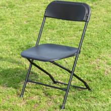 Venda de cadeira de plástico dobrável para treinamento