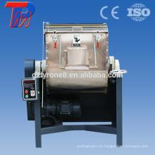 Molino de mezcla de goma de plástico personalizado / máquina de mezclador de gránulos de plástico con alta velocidad
