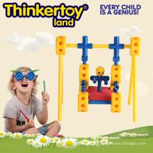 Детские пластиковые Peasonlized Учебные игрушки помощи