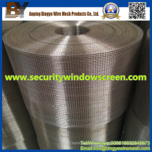 Cheapest Stainless Steel Welded Wire Mesh for Anping