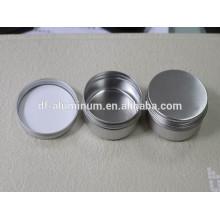 Fabrik Preis Kosmetische Körperpflege Aluminium kann