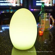 LED Lâmpada de mesa com cor de controle remota APP Mobile alterando tabela moderna lâmpada de poupança de energia