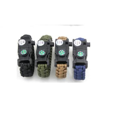 Paracord Survival Bracelet Gear