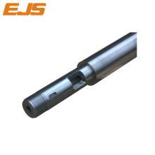 Proceso de PP barril con capa bimetálica
