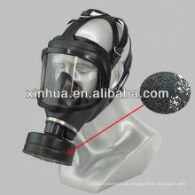 Gasmaske Kohle basierte Aktivkohle