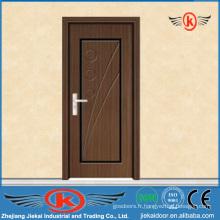 Profil de porte d'appartement en bois pvc JK-P9018