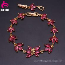 Fancy Design Zircon Chain Bracelets for Women