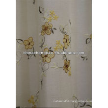 beautiful embroidery curtain / jacquard curtain