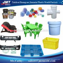 Molde de inyección de plástico JMT