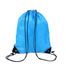 Higher quality Multicolored Recyclable foldable Oxford gift small printed shopping canvas drawstring bag