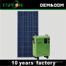 500w netzunabhängige portable solarstromgeneratoranlage 1 kw