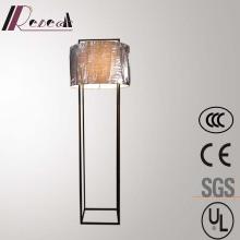 Современный дизайн декоративного черного железа Большой стенной светильник