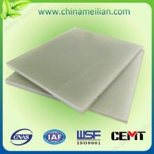 Reposapiés de fibra de vidrio con resina epoxi Fr4
