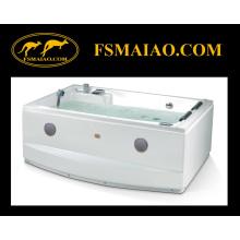 Фантастические джакузи Отдельностоящая акриловая ванна (мг-304)