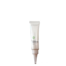 Pearl white skin milk tube , white express tube cream , empty tubes for toothpaste
