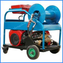 Sewer Pipe Cleaning Machine Petrol Engine 24HP