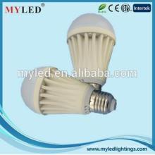 High Lumen CE ROHS ETL E27 9W / 10W / 12W A19 éclairage à ampoule led
