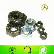 DIN934 / ISO4032 Carbon Steel Nut Fastener