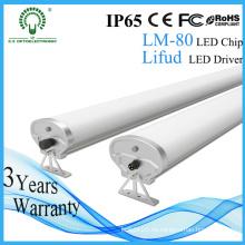Shenzhen LED de producción de la fábrica de estacionamiento Uso de LED Tri-prueba de luz de 50W