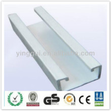 2017 aluminium alloy profile