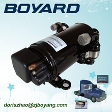 R134a boyard dc 12 volts ac mini kompressor ersetzen bd35f für mini van klimaanlage