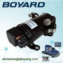 R134a boyard dc 12 volts mini compresseur AC remplacez bd35f pour mini van climatiseur