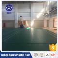 Tapis de court de badminton efficace élevé en gros