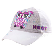 Fashion Kids Cap with Animal Embroidery