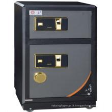 2018 SteelArt hot vender duas portas fingerpring segurança caixa de segurança