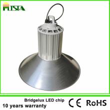 Luz alta de la fábrica de la luz de la bahía del poder más elevado 200W LED con el disipador de calor de cobre